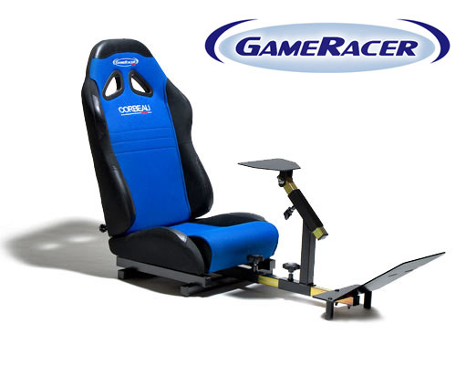 GAMERACER ELITE DRIVING SIMULATOR MULTI PLATFORM GAMING