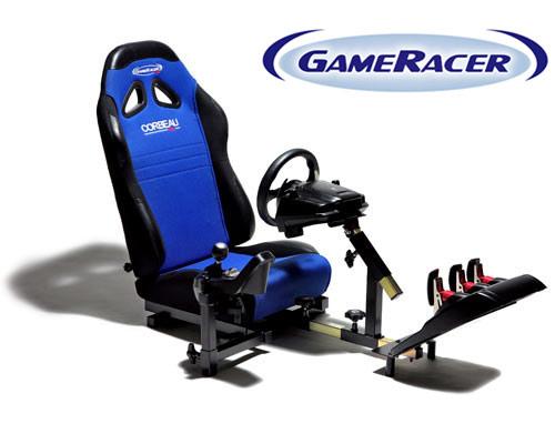 GAMERACER PRO DRIVING SIMULATOR MULTI PLATFORM GAMING