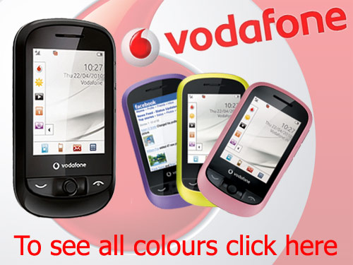 see the full range of vodafone 543 colours